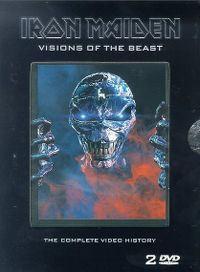 Cover Iron Maiden - Visions Of The Beast [DVD]